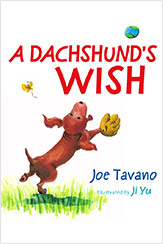 A Dachshund's Wish Book Cover