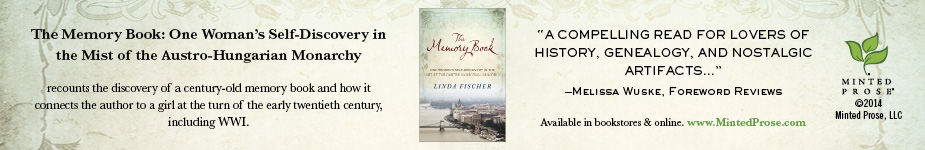 The Memory Book Banner Ad